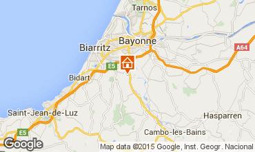 Mapa Biarritz Vivenda 98708