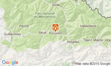Mapa  Casa de turismo rural/Casa de campo 92280
