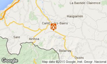 Mapa Itxassou Casa de turismo rural/Casa de campo 83926