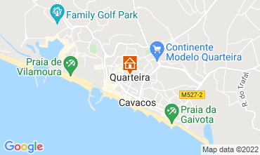 Mapa Vilamoura Apartamentos 115182