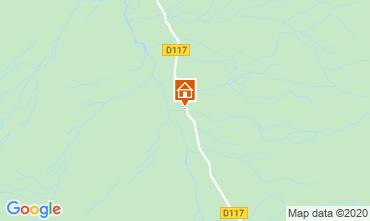 Mapa Les Menuires Chalé 26775