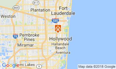 Mapa Fort Lauderdale Casa 115111
