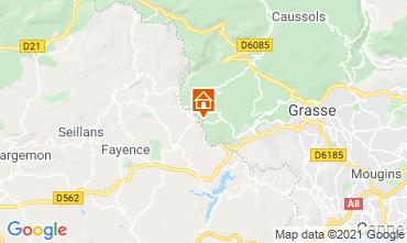Mapa Grasse Vivenda 111723