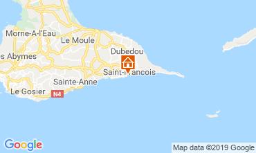 Mapa Saint Francois Apartamentos 118326