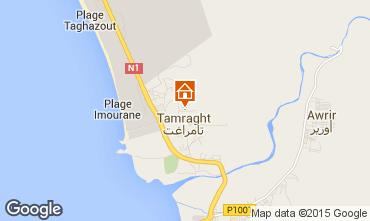 Mapa Taghazout Casa 83992
