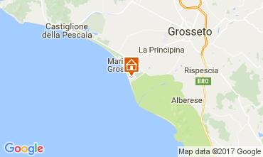 Mapa Principina a Mare Apartamentos 108820