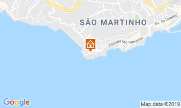 Mapa Funchal Apartamentos 120218