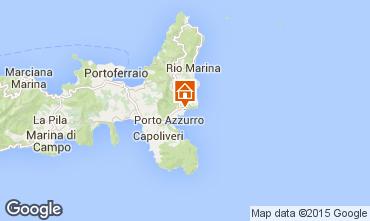 Mapa Porto Azzurro Apartamentos 56317