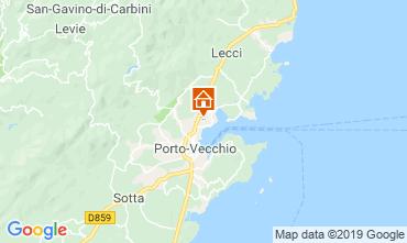 Mapa Porto Vecchio Vivenda 117836