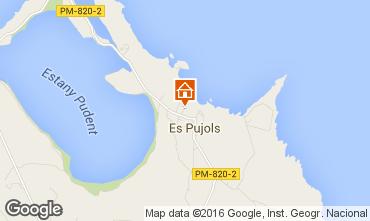 Mapa Formentera Est�dio 86498
