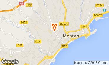 Mapa Menton Apartamentos 77050