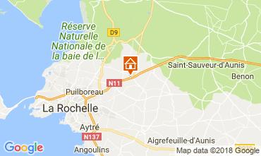 Mapa La Rochelle Casa 114607