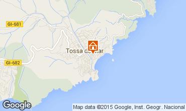 Mapa Tossa de Mar Apartamentos 78501
