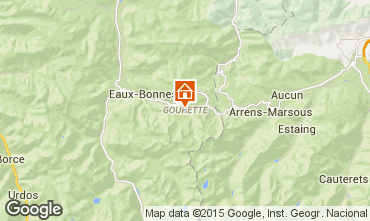 Mapa Gourette Est�dio 101101