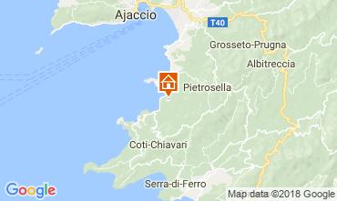 Mapa Porticcio Vivenda 114573