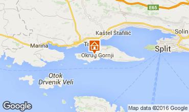 Mapa Trogir Vivenda 102884