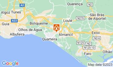 Mapa Vilamoura Vivenda 115295