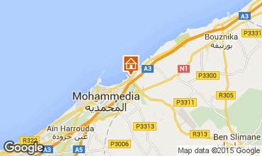 Mapa Mohammedia Apartamentos 19417