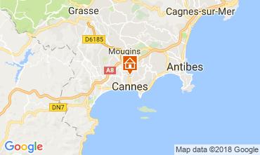Mapa Cannes Apartamentos 114415