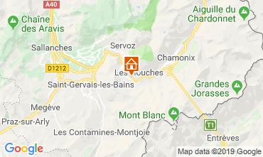 Mapa Chamonix Mont-Blanc Estúdio 117797