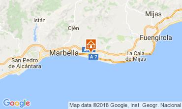 Mapa Marbelha Vivenda 115595