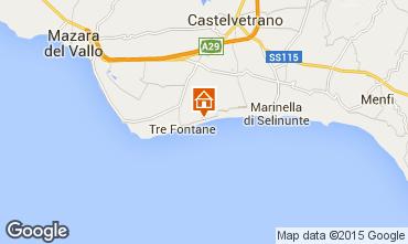 Mapa Tre Fontane Vivenda 81041