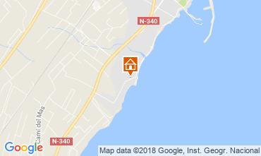 Mapa Vinar�s Apartamentos 66991