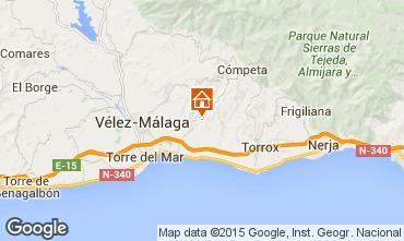 Mapa Sayalonga Vivenda 93718