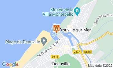 Mapa Deauville Estúdio 58454
