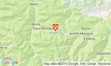 Mapa Gourette Est�dio 106810