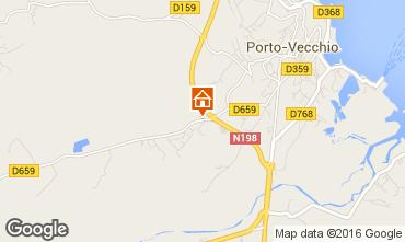 Mapa Porto Vecchio Apartamentos 7940
