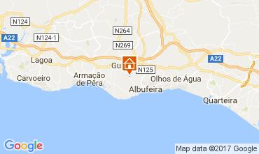 Mapa Albufeira Casa 111915