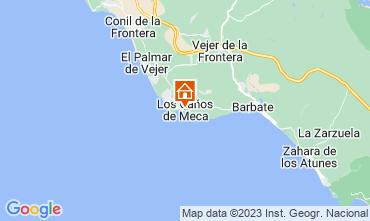 Mapa Cádis Vivenda 95006