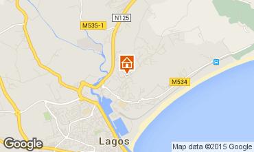 Mapa Lagos Apartamentos 64681