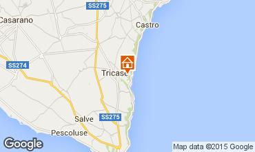 Mapa Tricase Vivenda 97292
