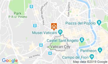 Mapa Roma Apartamentos 119077