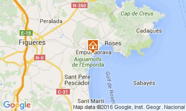 Mapa Rosas Est�dio 104609