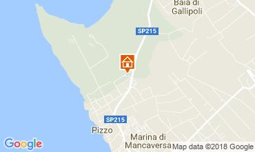 Mapa Marina di Mancaversa Vivenda 113760