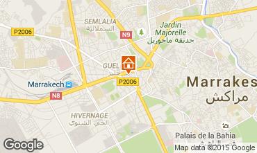 Mapa Marraqueche Apartamentos 38812