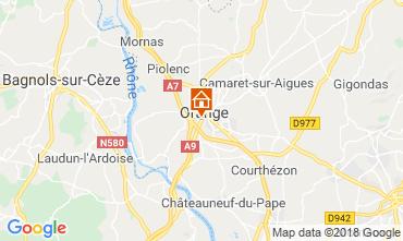 Mapa Orange Vivenda 117405