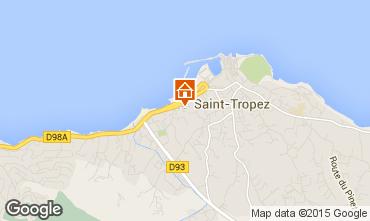 Mapa Saint Tropez Apartamentos 69268