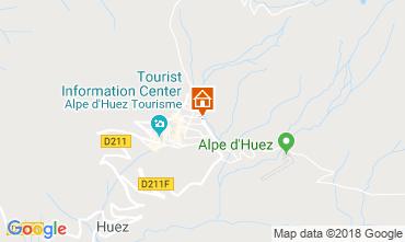 Mapa Alpe d'Huez Estúdio 116847