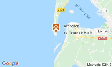 Mapa Cap Ferret Vivenda 120381
