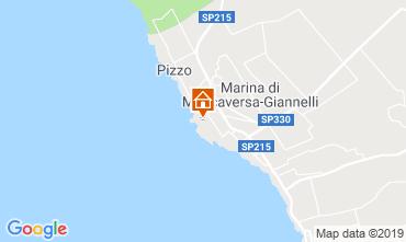 Mapa Marina di Mancaversa Apartamentos 52704