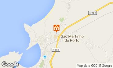 Mapa São Martinho do Porto Vivenda 65634