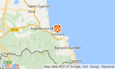 Mapa Collioure Estúdio 109286