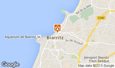 Mapa Biarritz Estúdio 93702