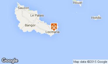 Mapa Locmaria Casa 53453