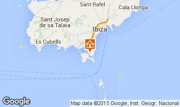 Mapa Ibiza Vivenda 95073