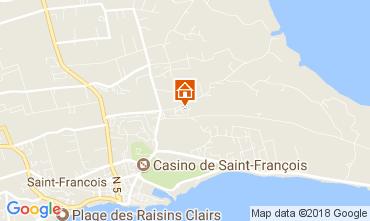 Mapa Saint Francois Casa de turismo rural/Casa de campo 16331